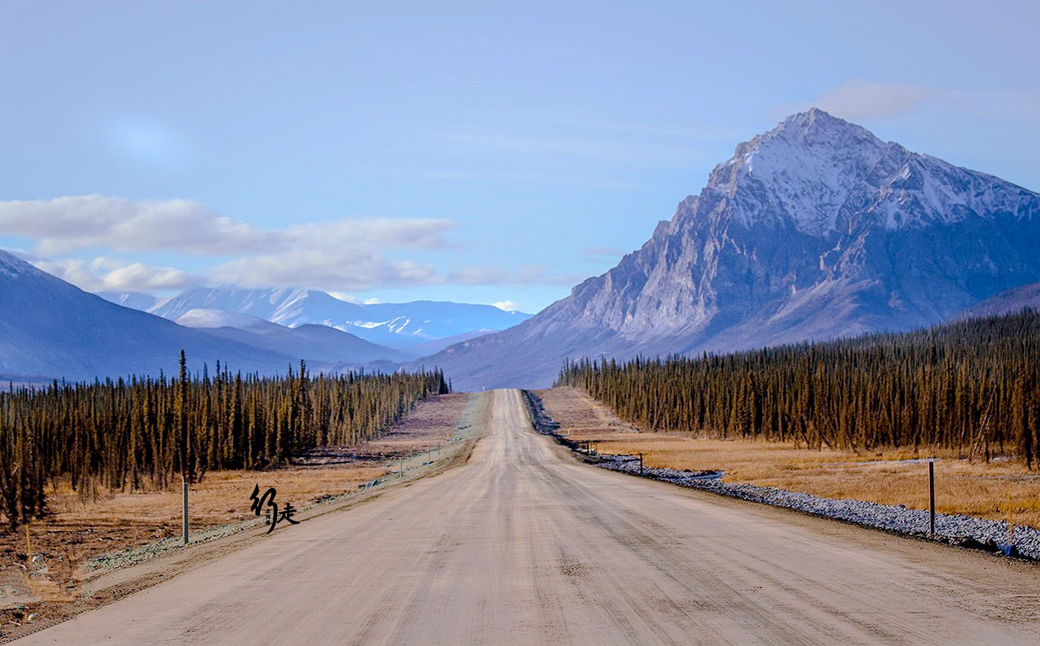最孤独高速公路:全长666公里全是土石路