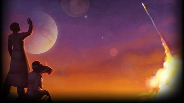 叹服简谱:《去月球》将于今年夏季登陆NS 感人的爱情故事