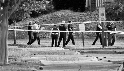 美国弗州枪案13人死亡4人伤