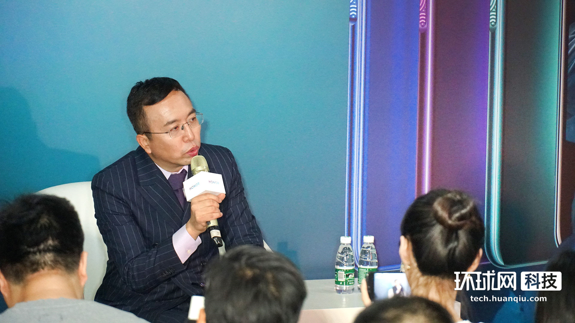 专访荣耀总裁赵明:再提二级火箭战略,该做什么做什么