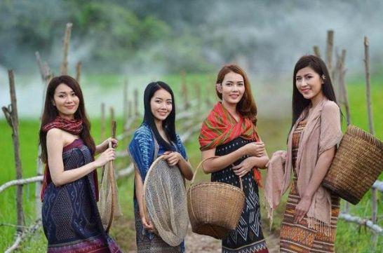看美女人体艺术_去缅甸旅游,千万不要盯着美女看,不然后果自负!