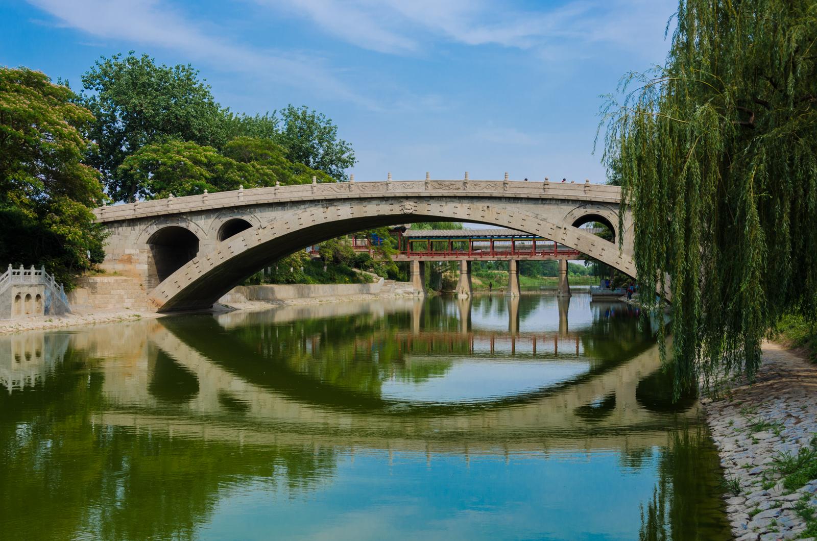 中国四大古桥,南方和北方各有两座,最古老的有1400年