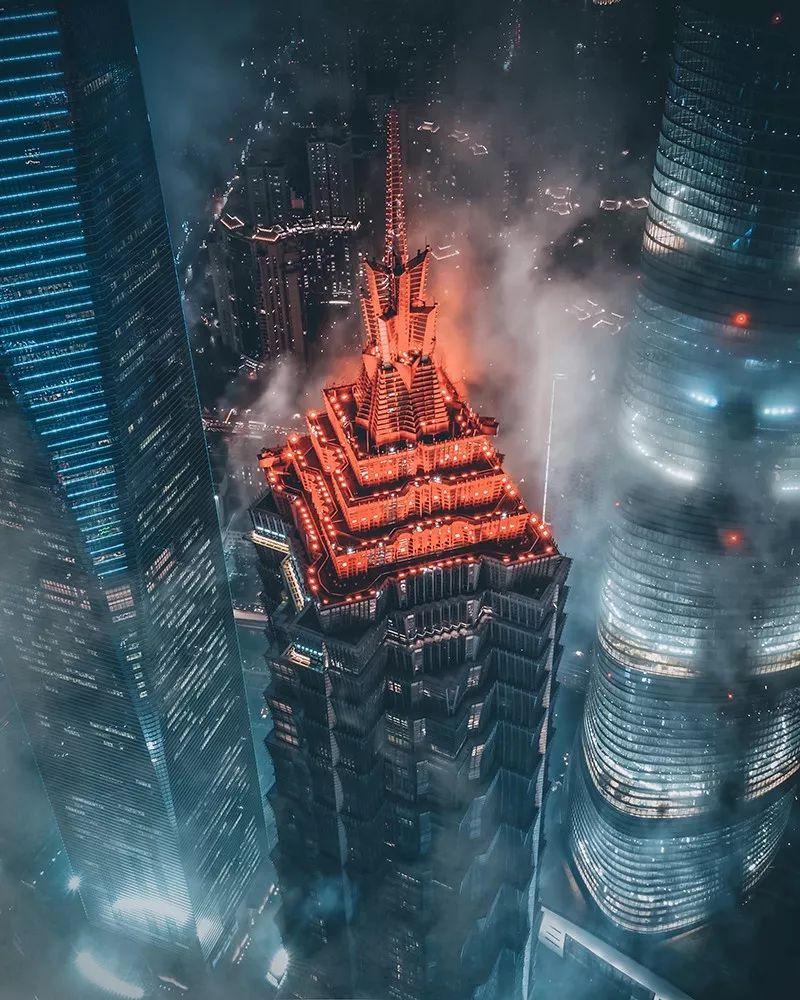 90后成都摄影师视频下的令人上海,爆红ins:美到绝色窒息!中国镜头欢乐谷图片