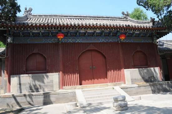 北京闹市最神秘的寺庙:关闭500年,不受香火不做道场