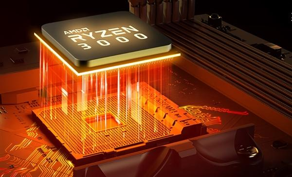 AMD六核心锐龙5 3600跑分曝光:酷睿i7倍感压力