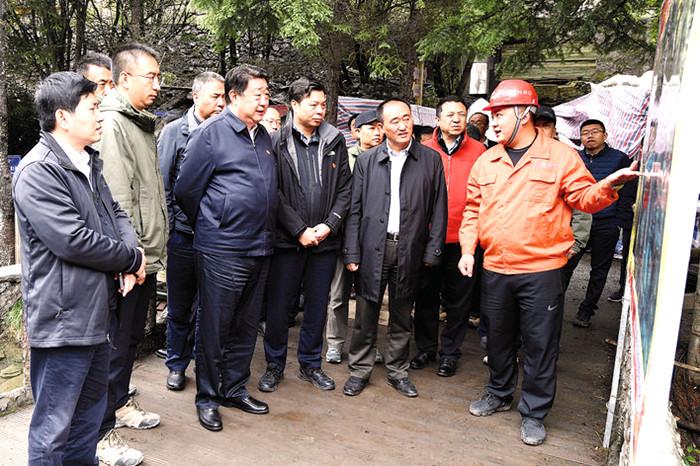 重信五月_阿坝州重建委五月调度会在九寨沟召开