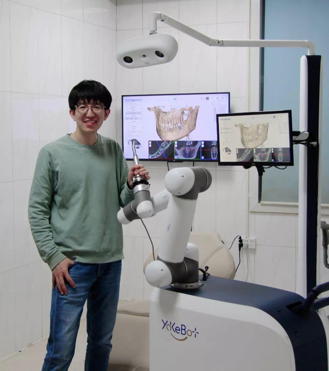 雅客智慧:开创口腔种植机器人智能时代
