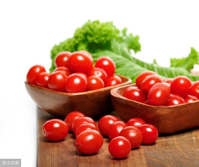 经常吃圣女果,能补充多种维生素和微量元素,这3个好处不清自来