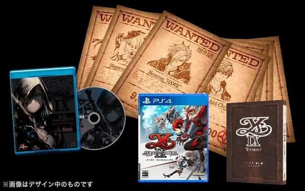 PS4《伊苏9》新预告短片