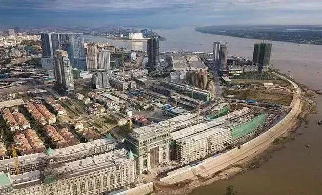 柬埔寨金边人口_人口激增,金边城市扩建迫在眉睫