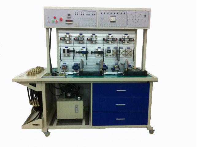 液压与气压传动综合实训装置_液压传动与气动实训台图片
