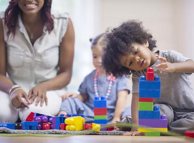 幼儿游戏发展第二阶段:建构游戏