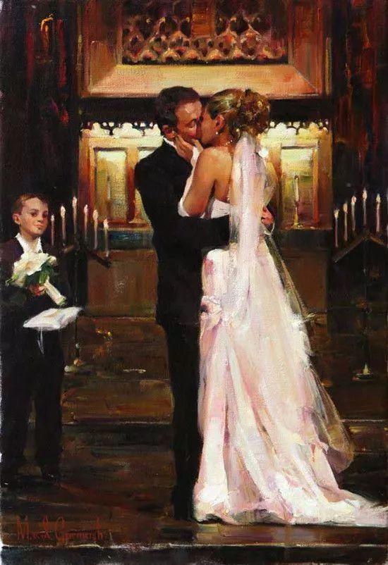 钢琴王子爱上钢琴公主,绘画才子与绘画才女结成浪漫伉俪