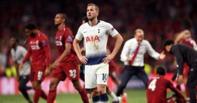 欧冠决赛:热刺0-2利物浦!状态奇差的凯恩和阿里拖累了孙