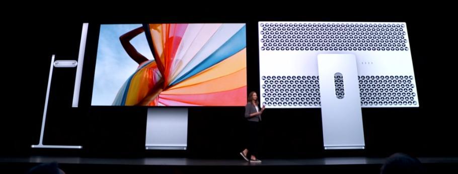 """原创            苹果""""杀回""""显示器领域,6K XDR惊艳全场"""