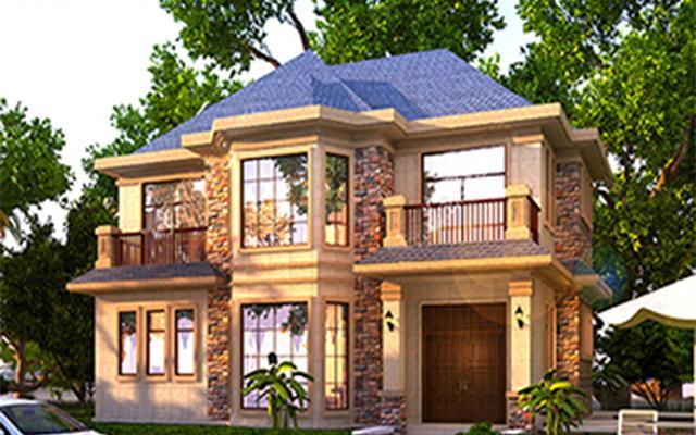 6米12米房子设计图