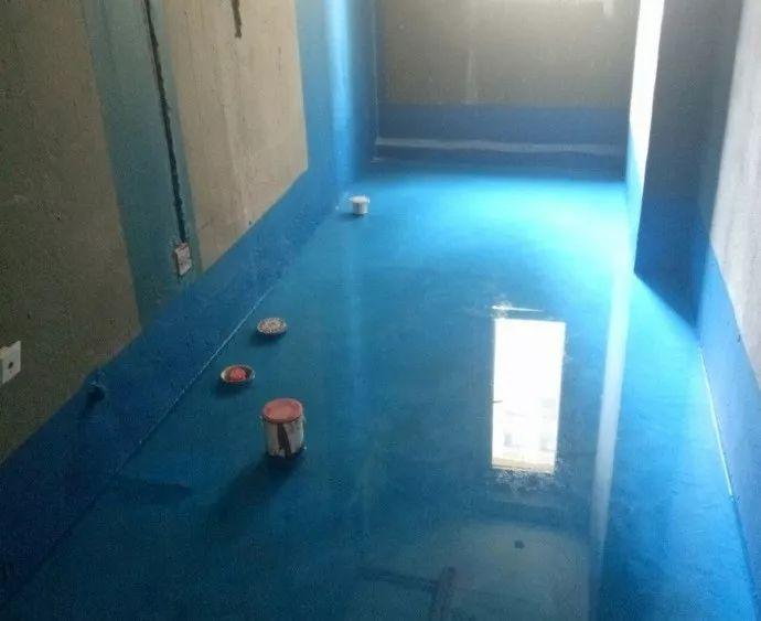 装修防水施工