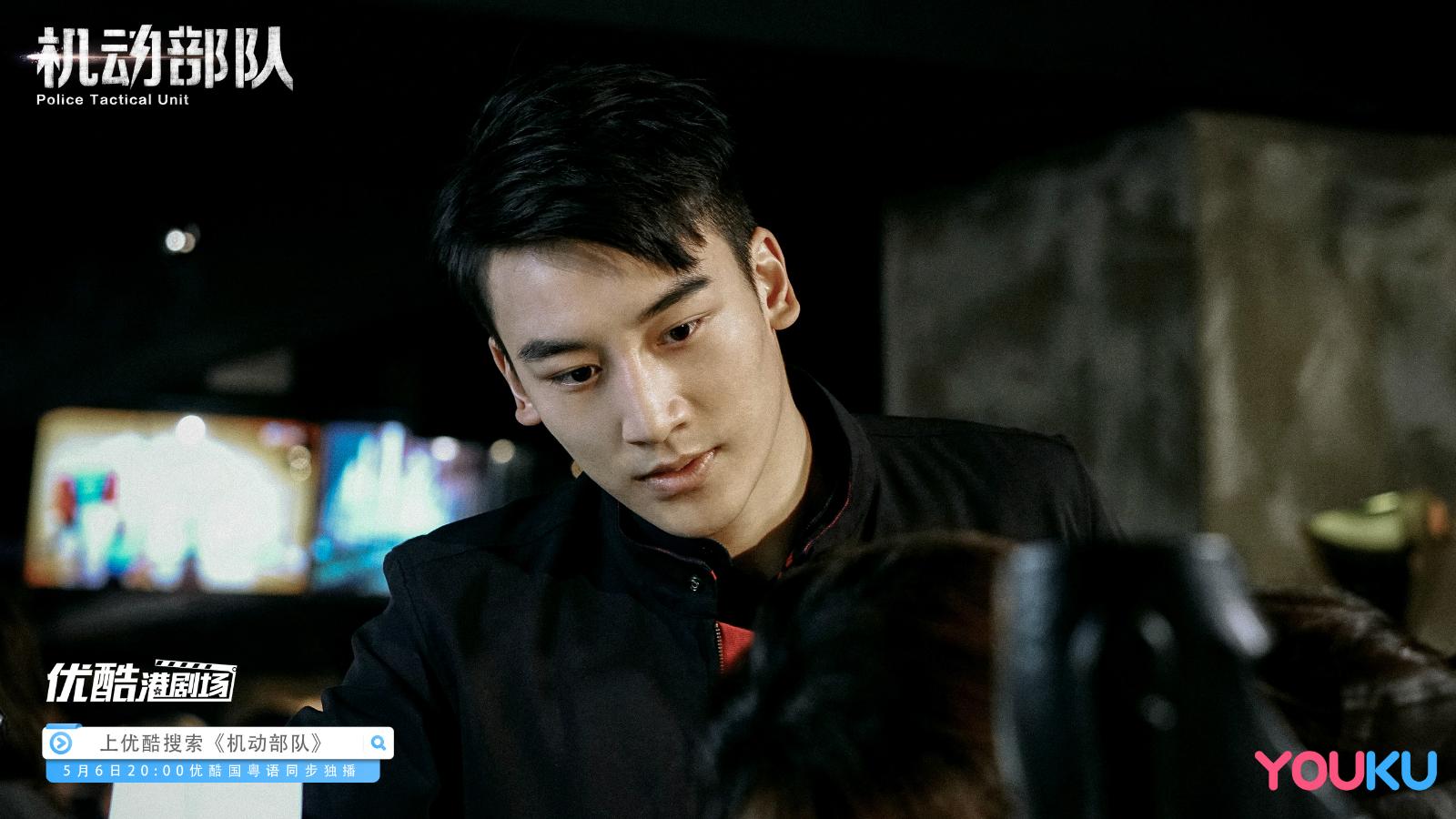 娱乐 正文  《机动部队》采用香港班底,除了林�o,蔡卓妍等年轻演员外