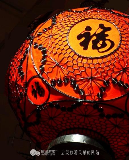 豐寧鐵絲燈籠,指尖上的魔幻藝術-樂途旅游網圖片
