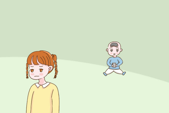 二胎家庭,小宝普遍比大宝聪明,2种原因戳中问题,很真实
