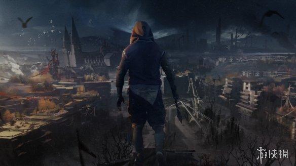 《消逝的光芒2》概念原画曝光 满眼荒凉破碎的世界