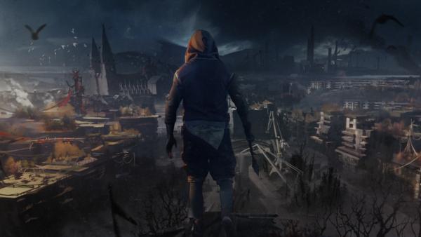 《消逝的光芒2》概念原画公布 荒凉神秘的末日开放世界