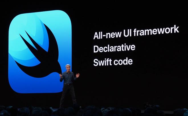 苹果为开发者打造秘密武器Swift UI
