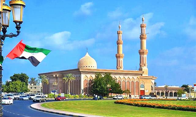 阿联酋,64岁以上的人口占人口总数的百分之一!