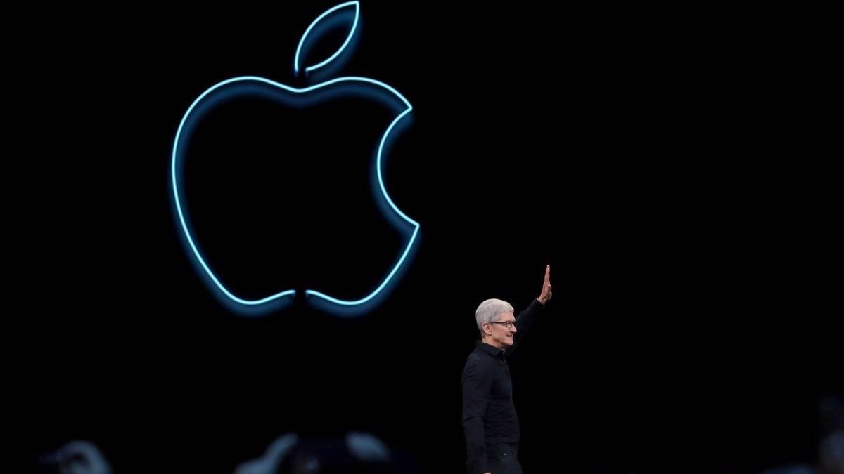 苹果重塑自家生产力