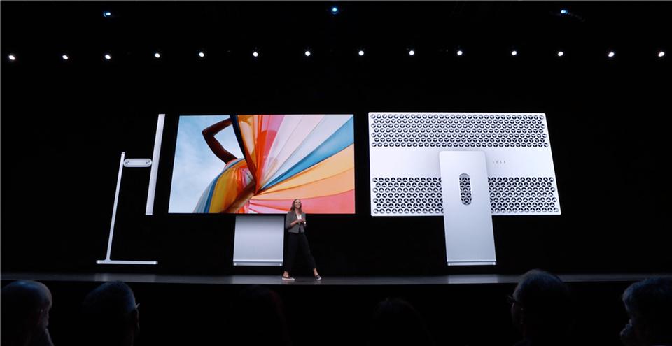 苹果推出6K LCD专业显示器 售价4999美元