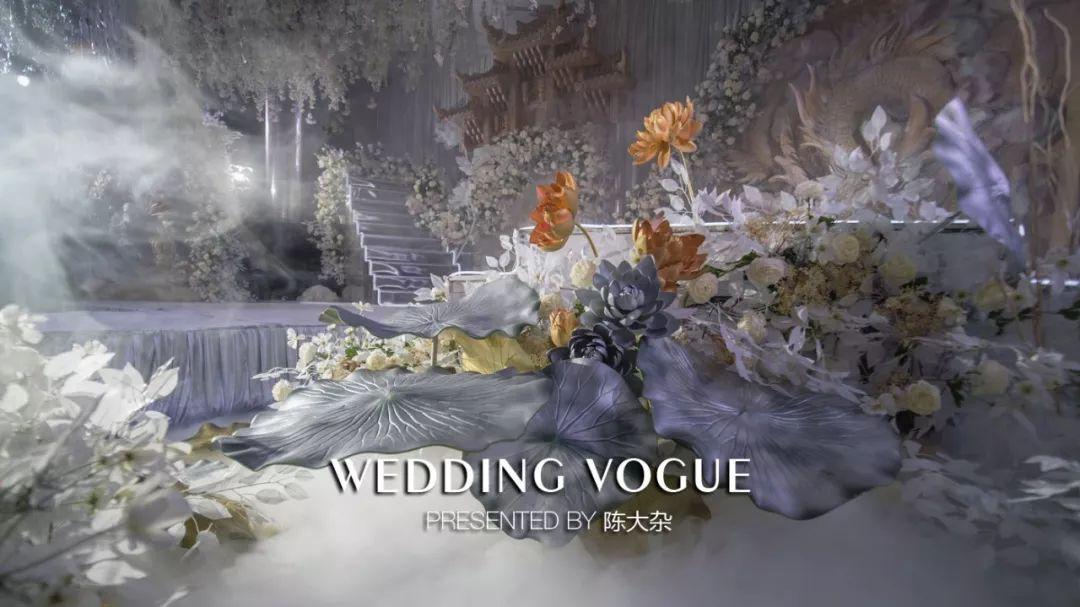 从米其林厨师到婚礼设计,他的设计比做料理更出彩!