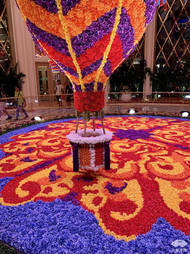 原创澳门赌场配套的顶级五星酒店,带你看看奢华尽显的澳门永利皇宫