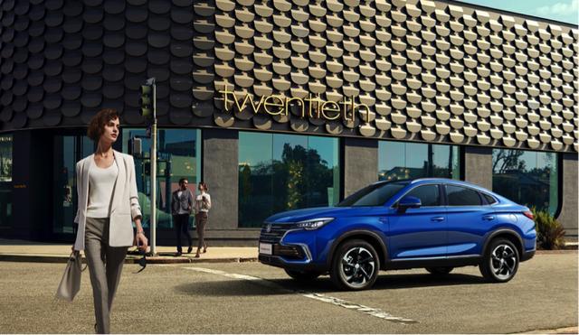 又一款1.5T的轿跑SUV上市,动力却达131kW,观望者可以入手