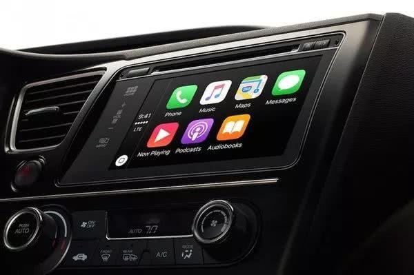 苹果在WWDC上发布最新Carplay车机真的拼不过手机映射