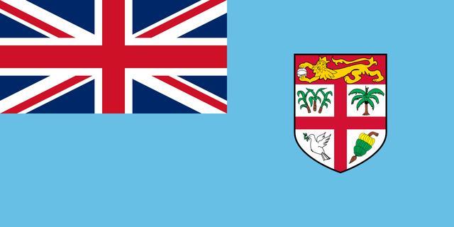 目前的斐济国旗