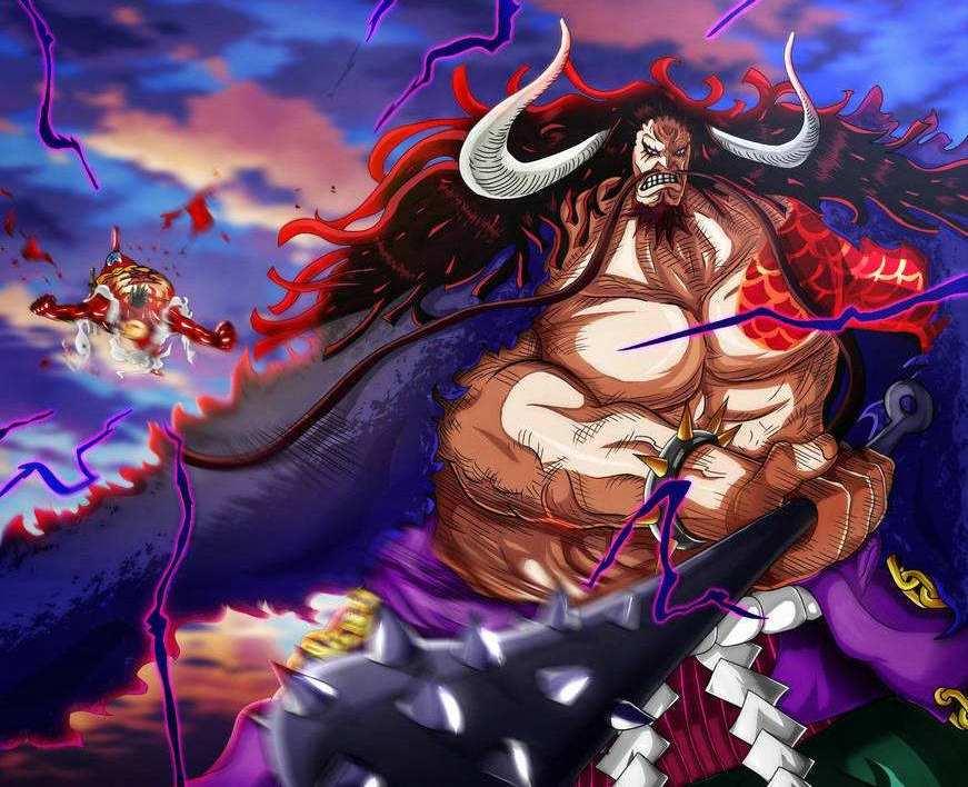 海贼王路飞当四皇_《海贼王》龙的实力匹敌四皇,但他全力以赴也打不过百兽凯多 ...
