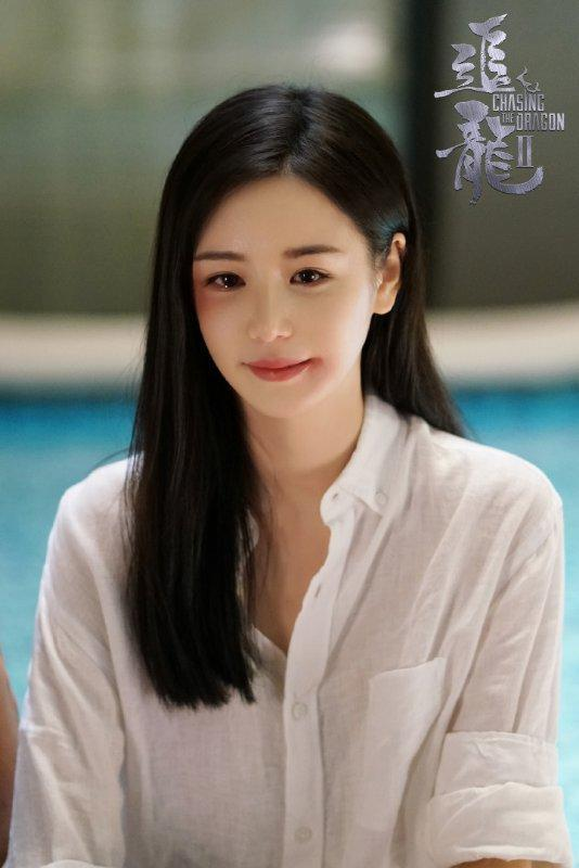 《追龙2》王晶导演好眼光 女主邱意浓惊艳众人