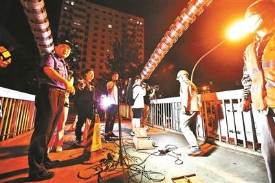 高考期间禁止夜间噪声污染施工作业