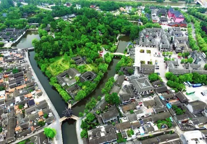 南通大生码头及大达内河轮船公司旧址,如皋水绘园及内外城河 扬州瘦
