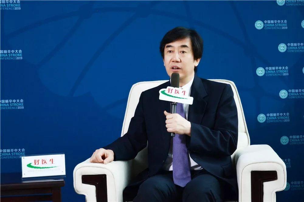 【CSC 2019】吕佩源教授专访:纵论脑血管病引发的认知功能障碍