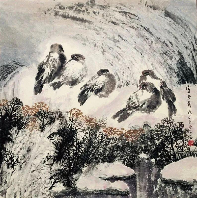 中外名人艺术院 l 书画名家推荐 刘彩霞