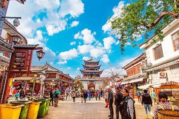 大理下关西窑村人口_大理古城图片