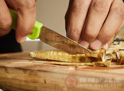 竹笋的热量和减肥功效图片