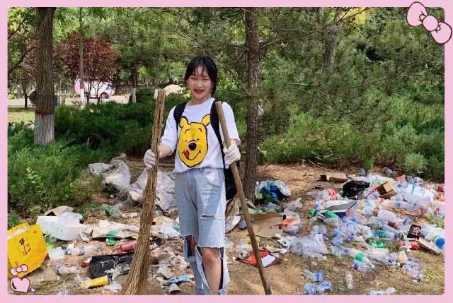天使城娱乐:网红女主播传播正能量直播环保