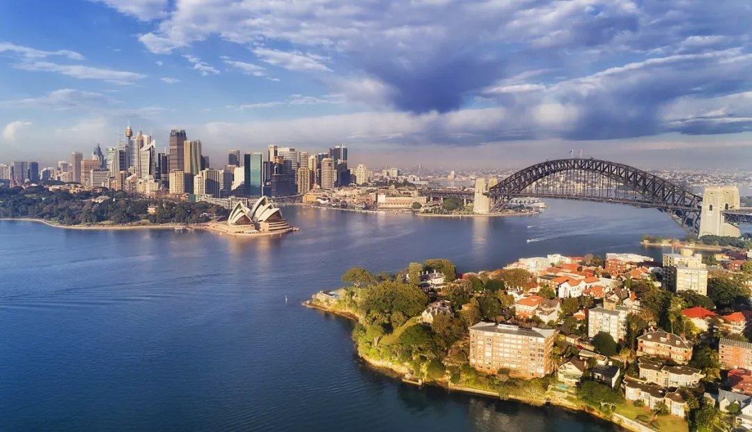 澳大利亚人口最多的城市_抓紧时间,看有钱人最爱的移民城市长什么样 地球知