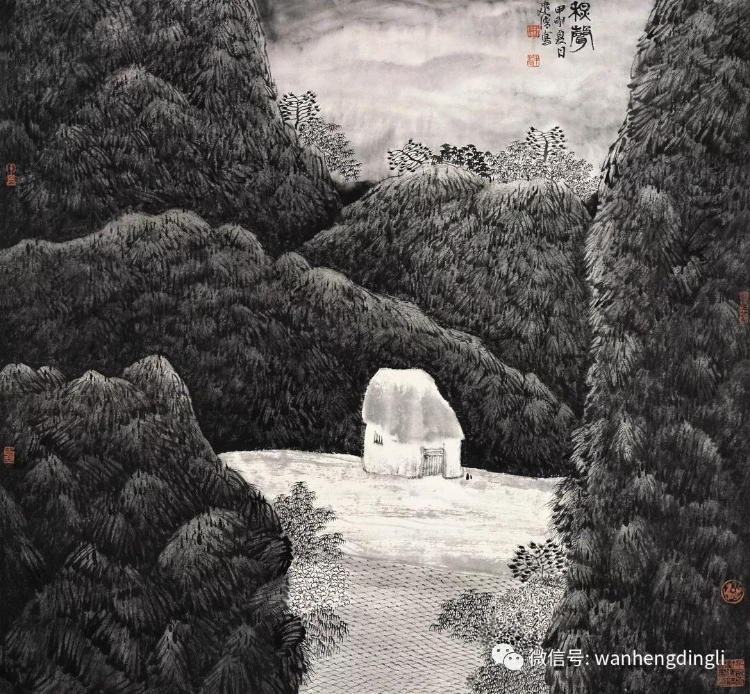 丹青颂・中国梦――暨万恒艺术第二届当代名家国画艺术精品展即将盛大