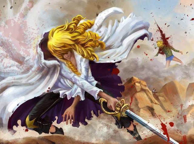 海贼王卡文迪许实力_海贼王被删减设定:卡文迪许本应是艾斯的对手,曾觊觎烧烧 ...