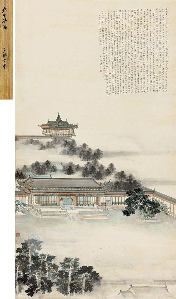 头条战报 10.5亿 北京保利2019春拍中国书画成交高价榜