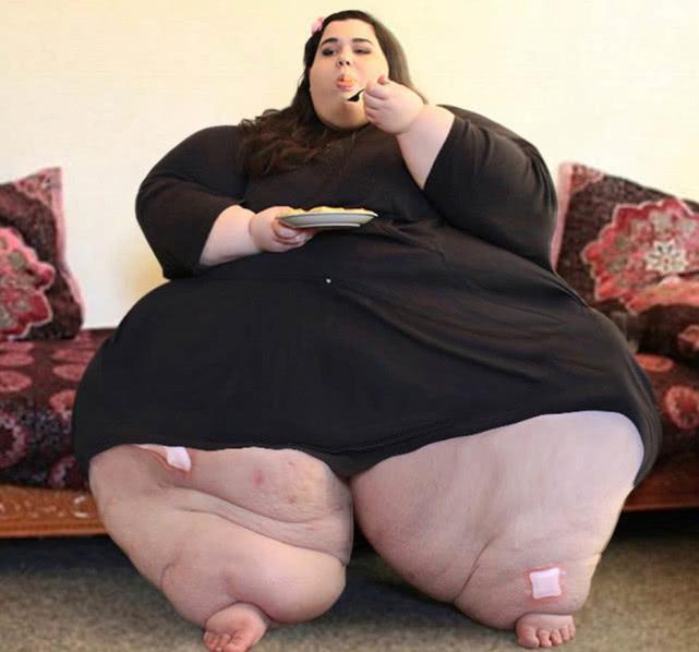 600斤姑娘兩年減肥450斤獲新生,網友:果然胖子都是潛力股!