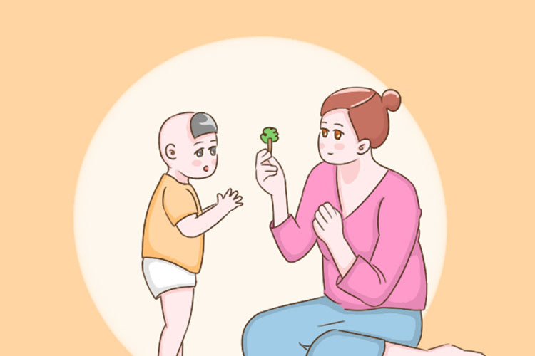 妈妈照顾孩子是否合格,从孩子身上就能看出来,骗不了人
